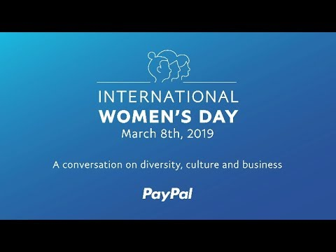 PayPal Film Advert By : International Women's Day with