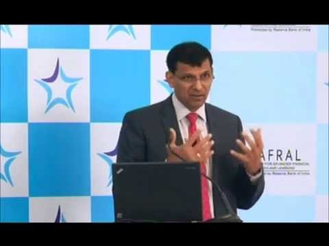Raghuram G Rajan on building a dynamic banking structure for India