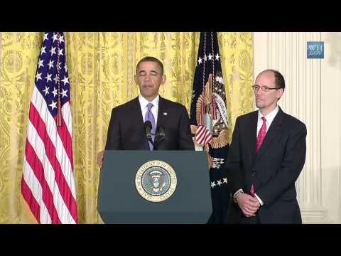 President Obama nominates Tom Perez to be the next Secretary of Labor.