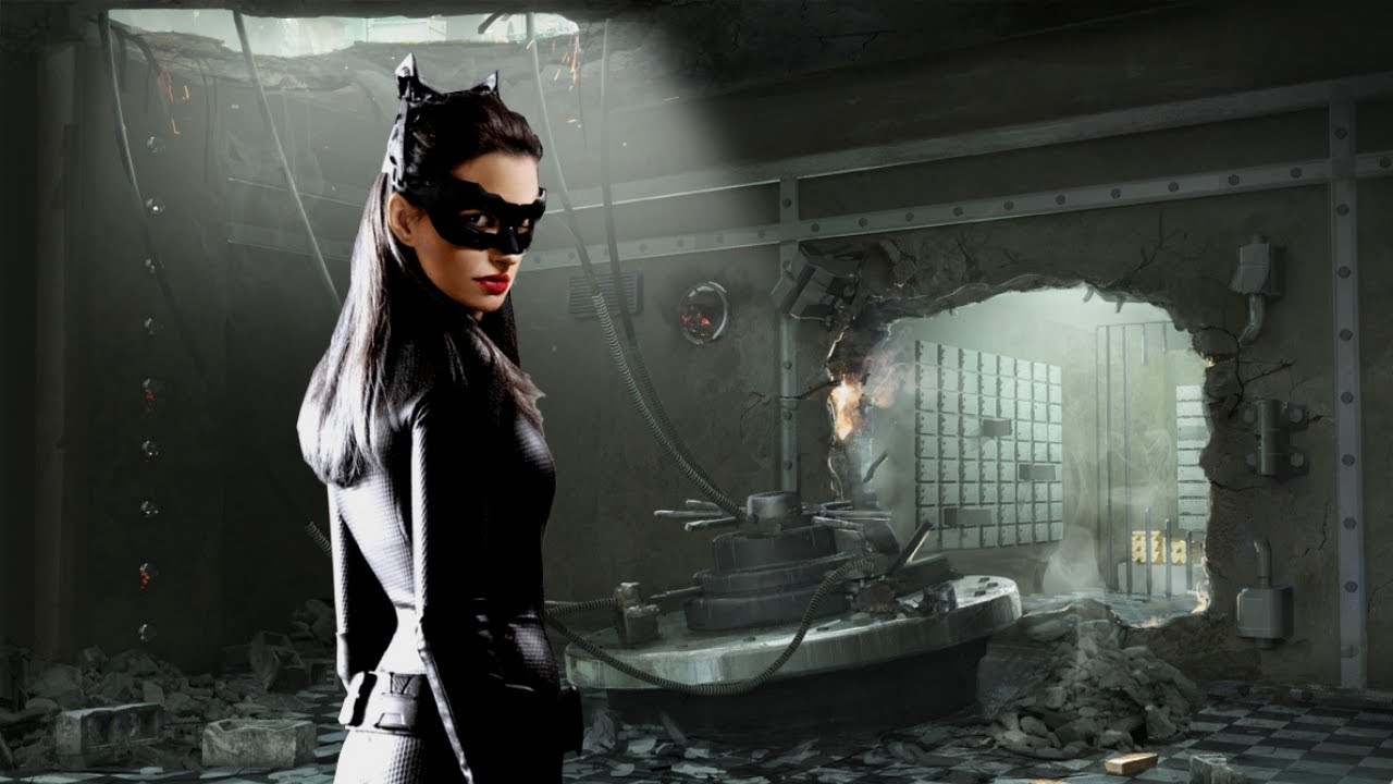 Image result for anne hathaway catwoman