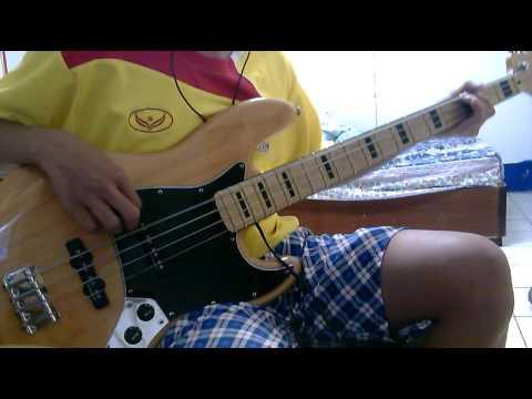 ผมรักเมืองไทย - Mocca Garden - Bass cover