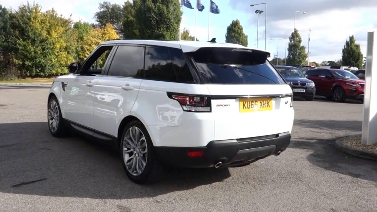 Lancaster Land Rover >> Ku66xhk Land Rover Range Rover Sport 3 0 Sdv6 Hse Dynamic 3l