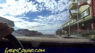 Beach Parking Free PB Mission Ocean Beach Surfer Hotel Sunny San Diego
