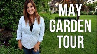 May Garden Tour! 🌸🌿 // Garden Answer thumbnail
