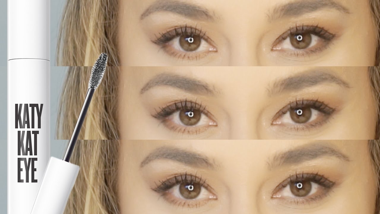 4b2c084a434 COVERGIRL KATY PERRY KAT EYE MASCARA REVIEW : WORTH THE PURCHASE? - YouTube
