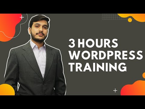 WordPress Training in Urdu and Hindi [2018] (3 Hours)