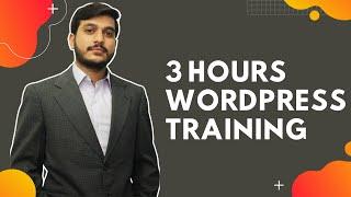 Wordpress Training in Urdu and Hindi [2018] (3 Hours)