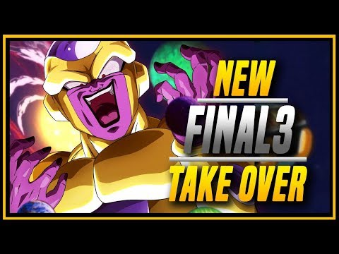DBFZ ➤ GO1 Final Team Confirmed  [ Dragon Ball FighterZ ]