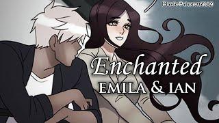 Emila & Ian - Enchanted [Siren's Lament Webtoon Edit]