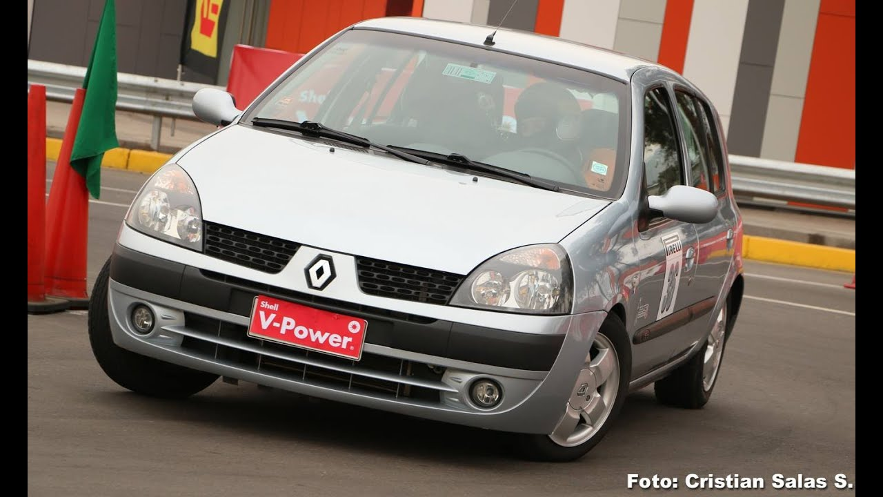SOLO RACE CHILE - ZEAL AGOSTO 2014 - Renault Clio 6to Lugar - ASP