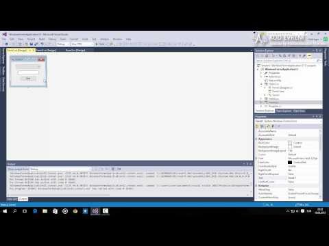 C# - Formlar Arası Veri Aktarımı