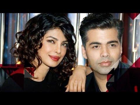Is Karan Johar Misusing Priyanka Chopra's Hollywood Fame? | Bollywood Gossip