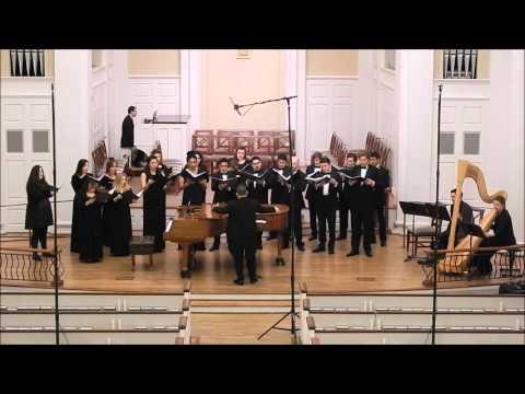 Quelle est cette odeur agréable (Willcocks) | Dallas Chamber Choir [HD]