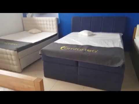 Jakie łóżko Wybrać Cz1 Tapicerowane Drewniane Metalowe Czy Kontynentalne Z Pojemnikiem