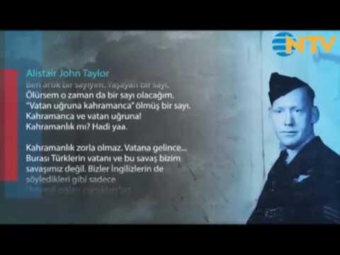 Cepheden mektuplar  Alistair John Taylor Video   Ntv com tr