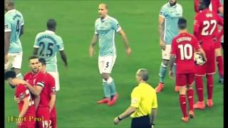 L'action de yaya Touré vs lalana