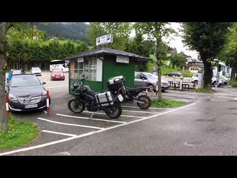 """Triumph Tiger 800 """"Seen Tour"""" Oberösterreich, Salzburg, Bayern Juni 2014"""