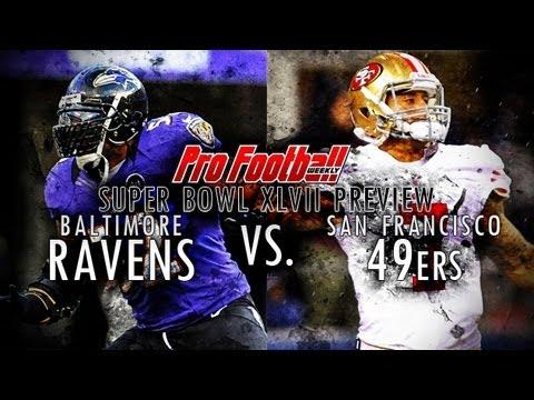 Super Bowl XLVII Preview: Baltimore Ravens vs. San Francisco 49ers