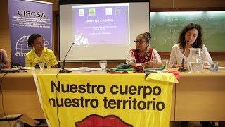 Los desafíos feministas en las ciudades y los territorios frente a...