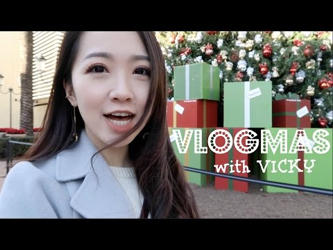 VLOGMAS with Vicky 圣诞特辑一