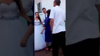 Невеста говорит текст для родителей на свадьбе 26.06.15, смотреть всем