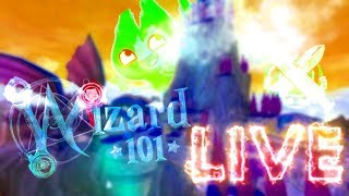 Wizard101 LIVE: OH MY GOD
