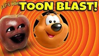 Toon Blast: How NOT to Play 😂 [Midget Apple Plays]