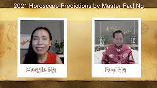 2021, Year of Metal OX, Zodiac Prediction, DRAGON people, Feng Shui Master, Paul Ng, Toronto, Canada