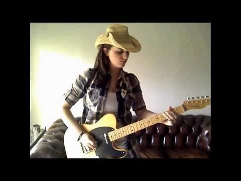 Country-Tele: In the style of Troy Cook Jr. (feat. Laura & Lasse)