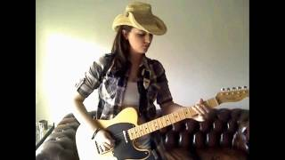Country-Tele: In the style of Troy Cook Jr. (feat. Laura & L...