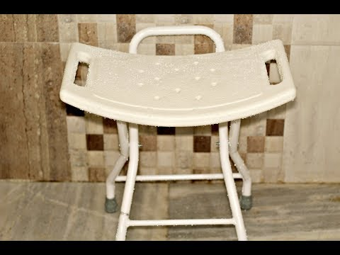 How To Use Shower Chair