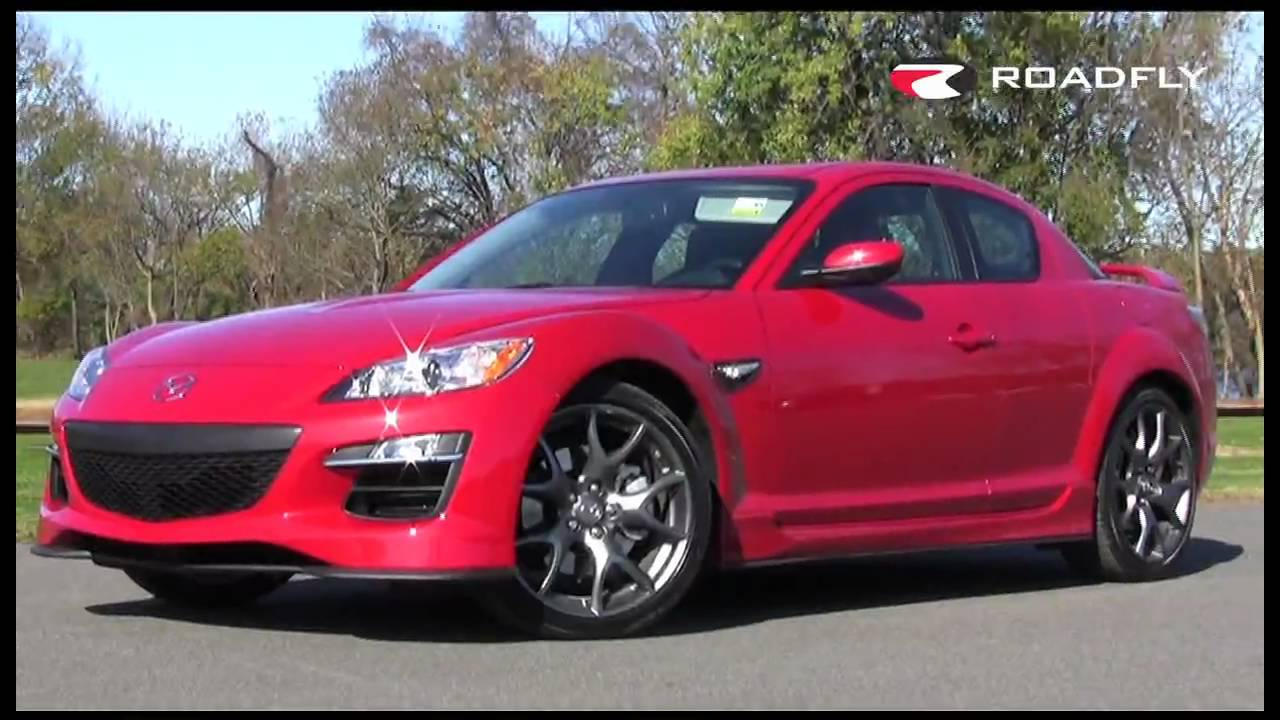2010 mazda rx 8 review and test drive youtube. Black Bedroom Furniture Sets. Home Design Ideas