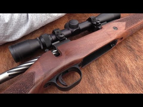 Mossberg Patriot  in .270 Winchester