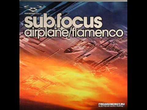 Sub Focus / Jake Scanlan REMIX (Airplane / Flamenco) 2010