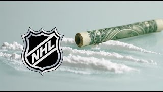 The NHL has a cocaine problem