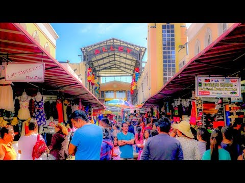 A Walk Through Santee Alley, Fashion District, Los Angeles