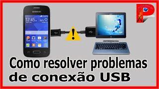 Driver USB Samsung - Celular não conecta no PC como instalar
