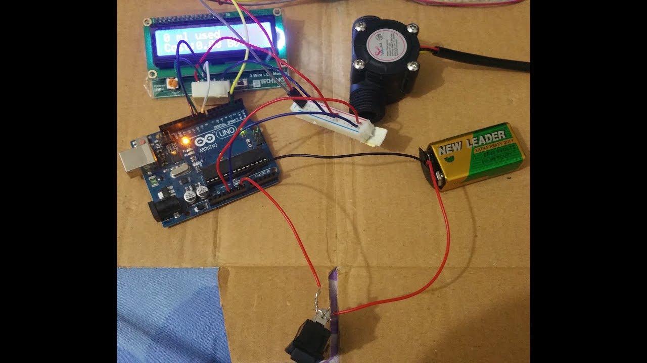 Yfs201 arduino