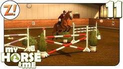 My Horse And Me: Zurück in die Halle #11 | Let's Play ★ [GERMAN/DEUTSCH]