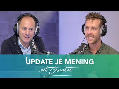 #007 Update je mening Podcast met Anatol en Biohacker Peter Joosten