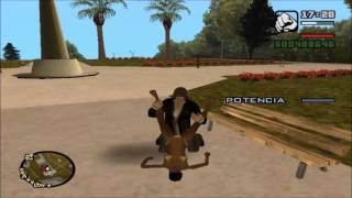 GTA San Andreas - Sex Modu