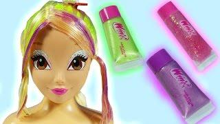 Winx Club Stella Saç Tasarımı Oyuncak Tanıtımı | Winx Club Oyuncakları | EvcilikTV