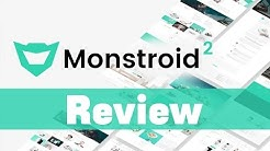 monstroid 2 WordPress Theme Review