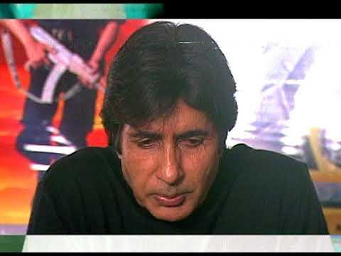 Amitabh Bachchan, Nana Patekar and Danny Denzongpa on 'Kohram'