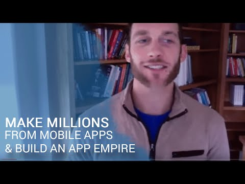 How To Make Millions From Mobile Apps & Build An App Empire With Chad Mureta