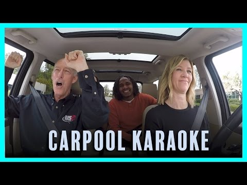 Carpool Karaoke - Jim Harris