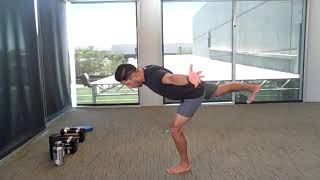 EXOS Sport Performance Workout: Phase 3, Week 1, Day 3