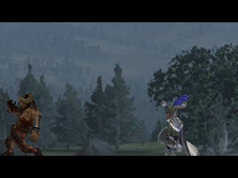 The Chase Of Boris And Khazrak(total War Warhammer Memes)