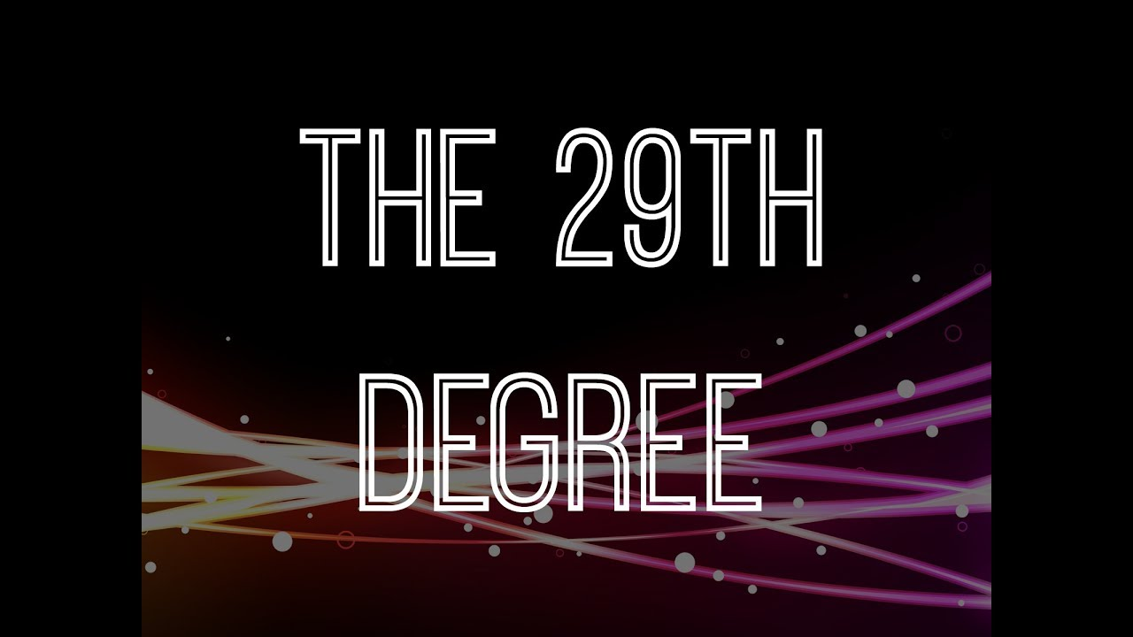 The 29th Degree in Astrology: Finding Life Turning Point Events