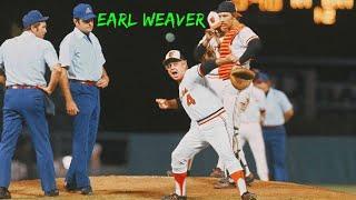 Earl Weaver getting Pissed Off